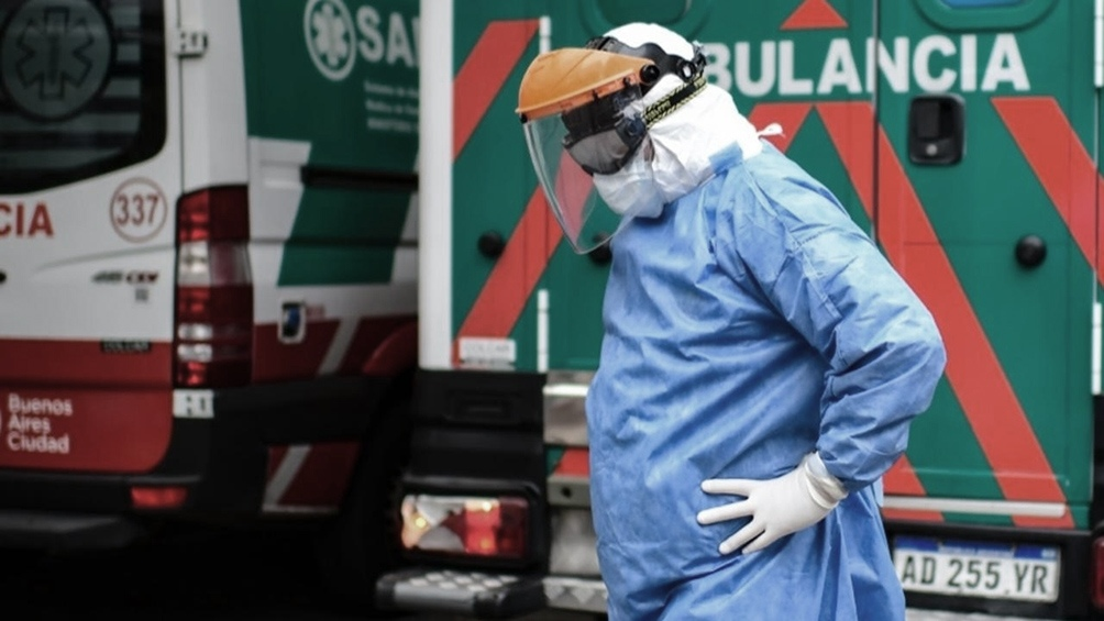 Provincia de Buenos Aires: con 8.884 nuevos casos, los contagios ascienden a 1.253.7634