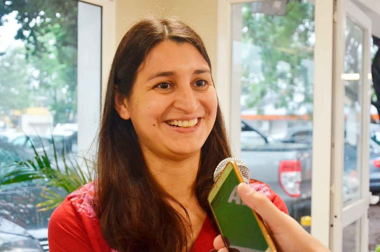 """Teresa Varela: """"Los cuidados personales son clave para aplanar la curva de contagios"""""""