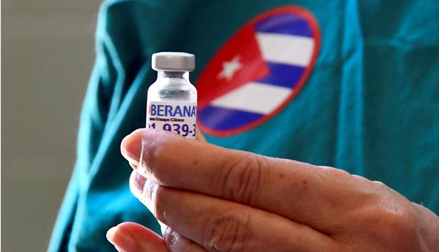 """Argentina busca comprar la vacuna cubana contra el COVID-19 """"Soberana 02"""""""