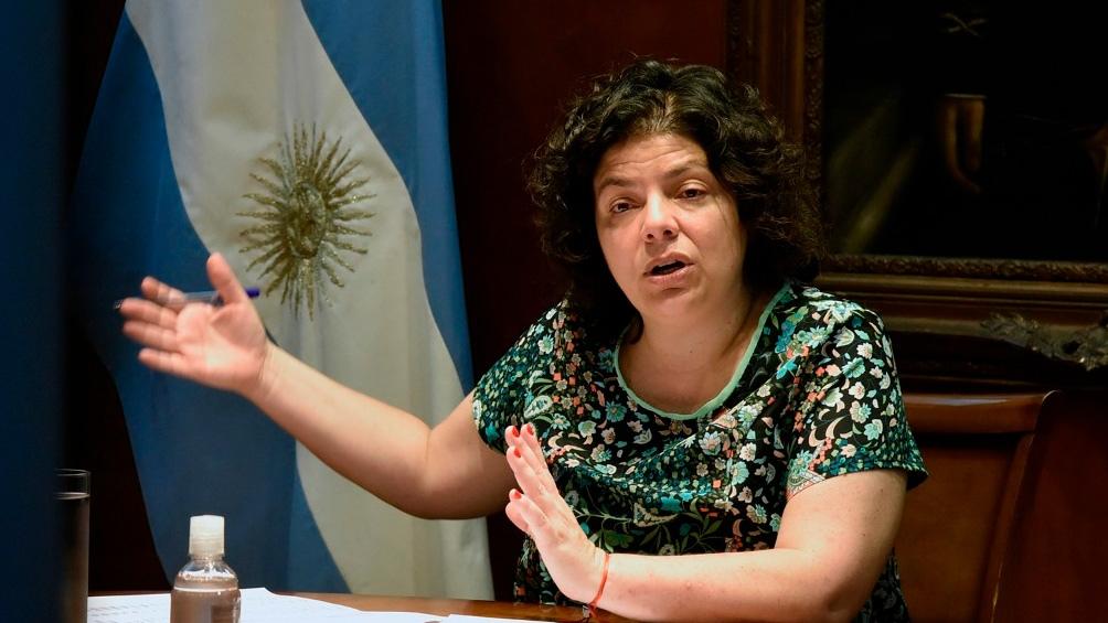 Vizzotti pidió investigar pagos irregulares a proveedores durante el Gobierno Macri