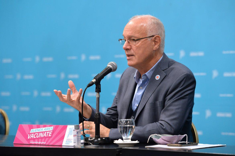 Carlos Bianco cuestionó que CABA no acate una normativa presidencial