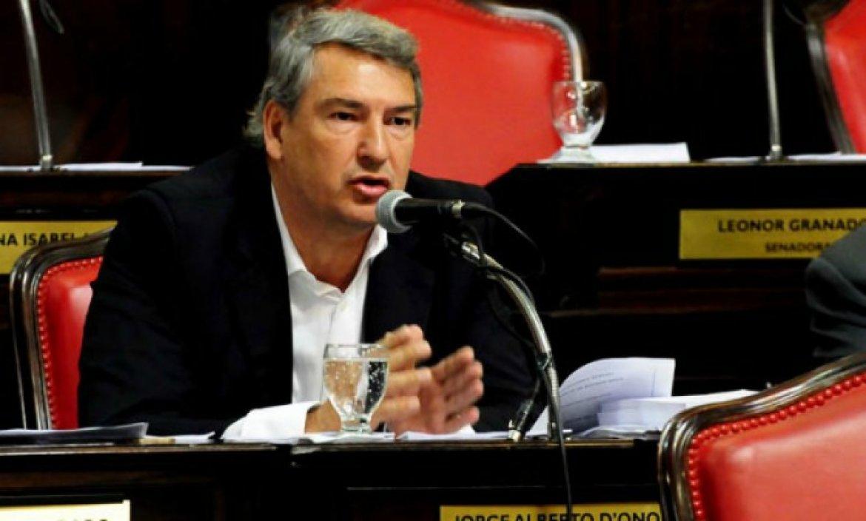 """Jorge D'Onofrio: """"En el actual contexto las PASO deberían suspenderse"""""""