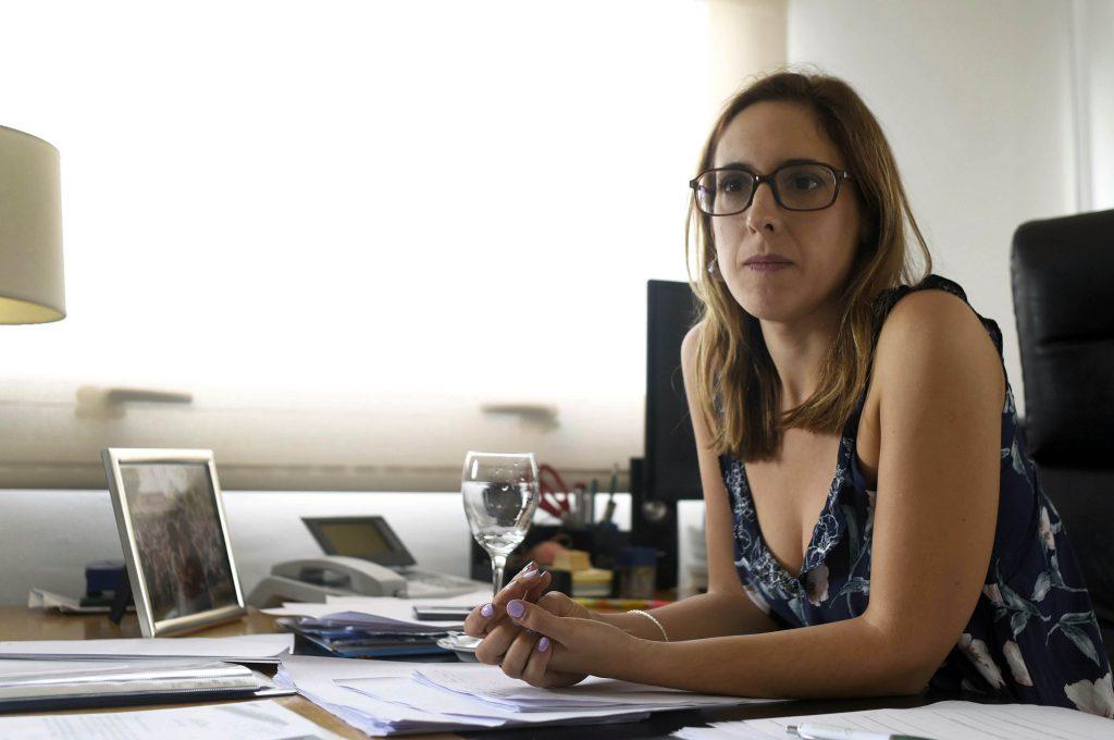 """Mara Ruiz Malec: """"El objetivo es poner en valor el trabajo formal y con derechos"""""""