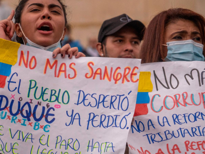 CELAM se solidariza con la Iglesia y el pueblo colombiano
