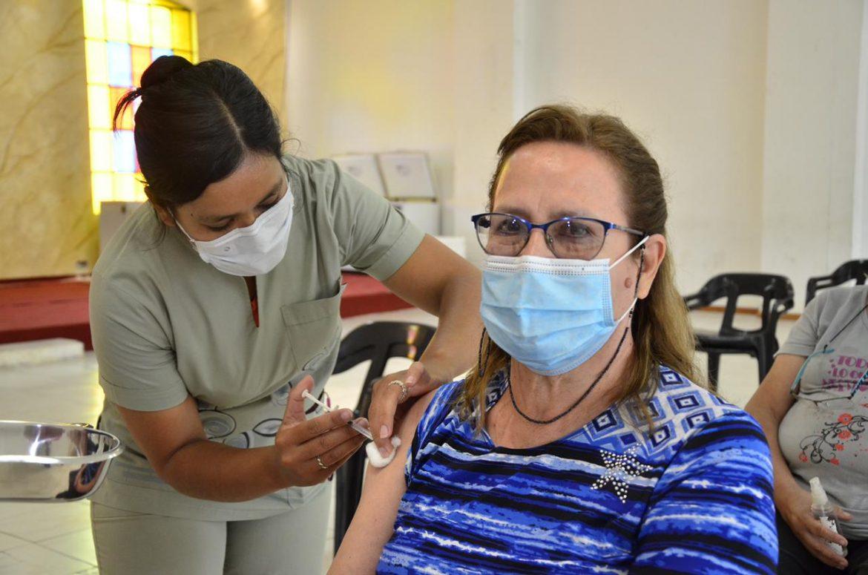 Fuerte avance del Plan de Vacunación contra el coronavirus: El Gobierno nacional distribuyó esta semana 2.684.600 vacunas en todo el país
