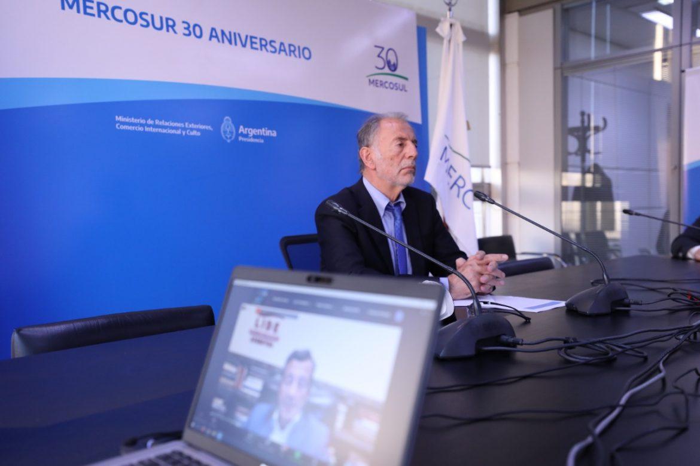 """Neme: """"Es necesario fortalecer el Mercosur y no pensar en salidas individuales"""""""
