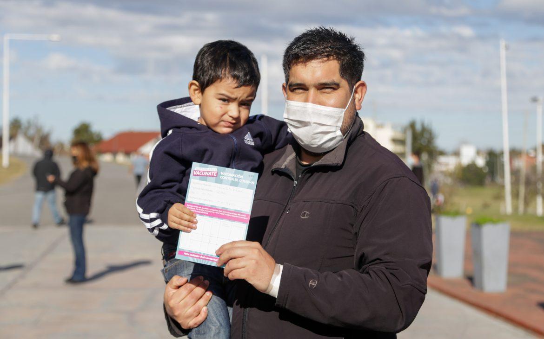 Cinco millones de bonaerenses ya fueron inmunizados contra el Covid-19