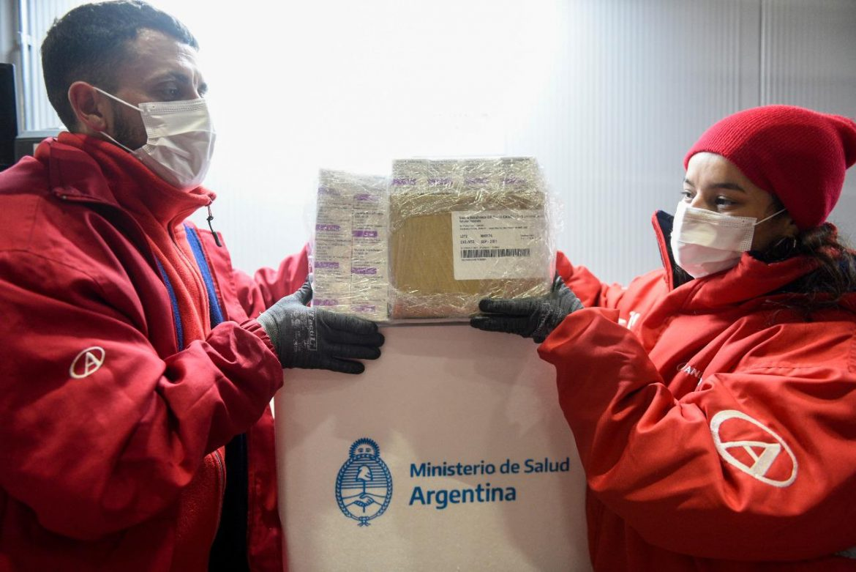 Avanza el Plan de Vacunación: el Gobierno nacional distribuye hoy 811.100 Astrazeneca y ya se repartieron más de 19 millones de dosis en todo el país