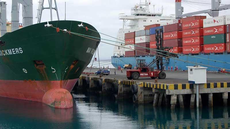 Las exportaciones argentinas aumentaron 24,4% interanual en el periodo enero-mayo