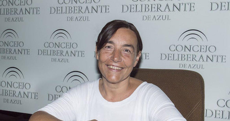 Nuevo Encuentro Azul respalda a María Inés Laurini