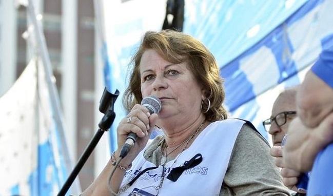 """Mirta Petrocini: """"Todos queremos volver a la presencialidad"""""""