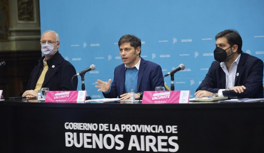 El miércoles volverían las clases presenciales en la provincia de Buenos Aires
