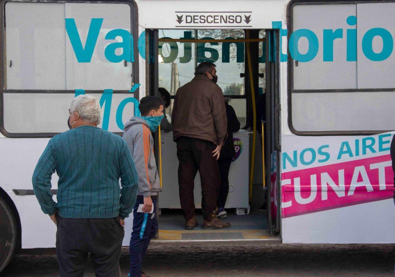 La campaña provincial suma más vecinxs vacunadxs