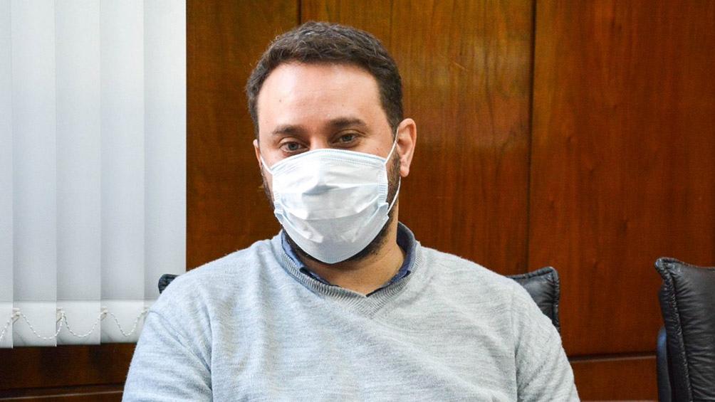 """Enio García: """"Hay que volver a la normalidad pero en forma cuidada"""""""