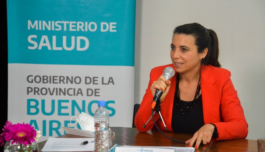 """Julieta Calmels: """"El consumo de alcohol y fármacos es el mayor problema"""""""
