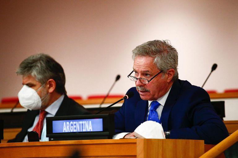 ONU: El canciller Solá destacó la contribución argentina contra el hambre y la malnutrición