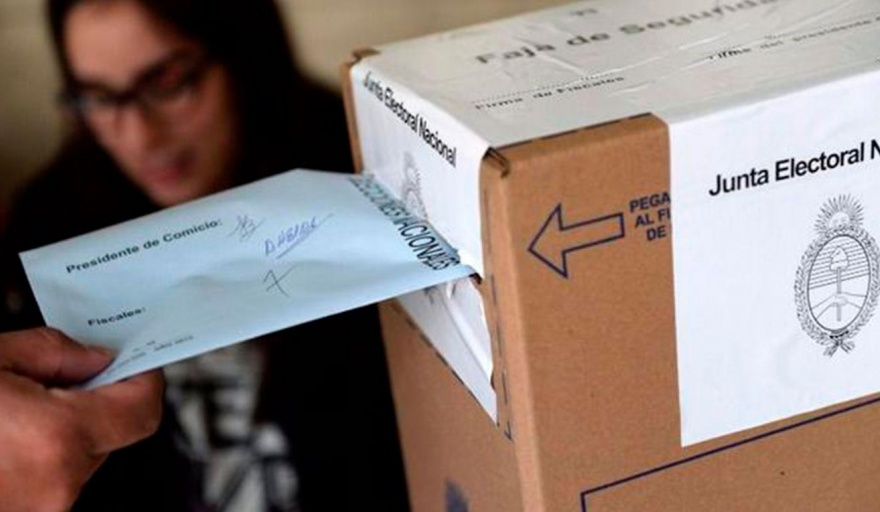 Se inscribieron las alianzas electorales para las próximas elecciones