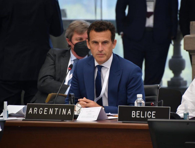 """Chaves: """"La OEA no sirvió para lo que fue creada, por eso es importante darle impulso a la CELAC"""""""