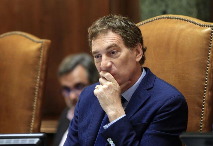 """Diego Santilli: """"Vamos a debatir cuando la sociedad defina los candidatos"""""""