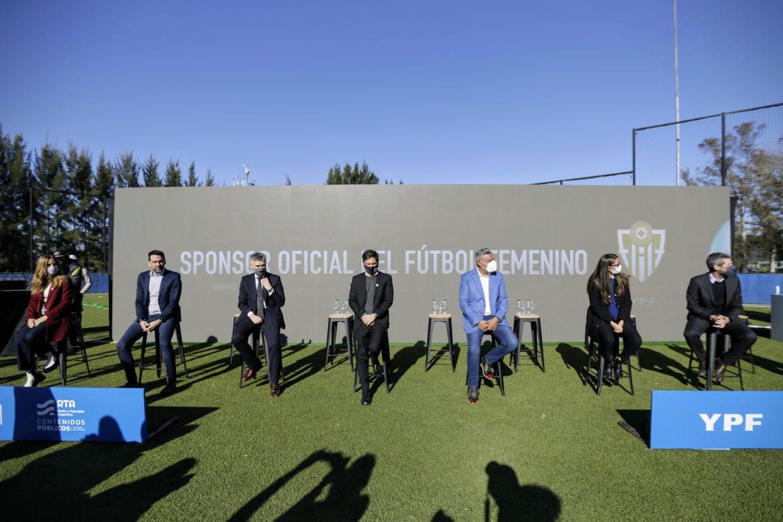 La Provincia aporta el Estadio Único Diego Armando Maradona para la liga de fútbol femenino