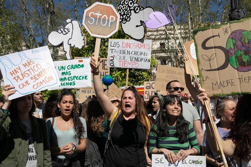 Código rojo: la emergencia climática causada por los humanos exige una acción inmediata