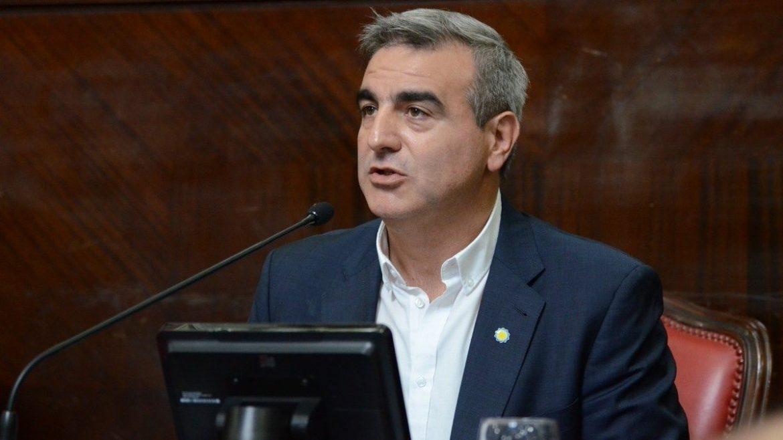 Francisco Durañona presentó un proyecto de Ley de Alquileres para la Provincia