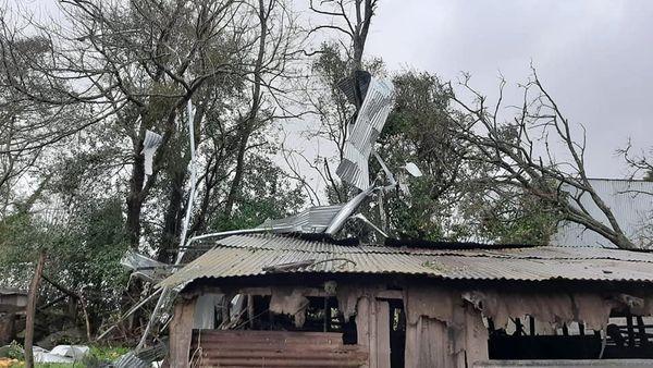 La Provincia asiste a los damnificados por el temporal en Saladillo