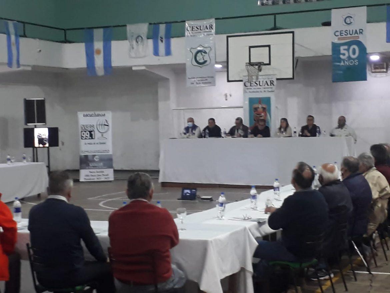 CESUAR realizó su asamblea anual