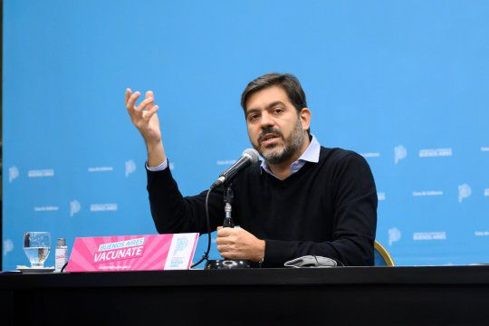 """Carlos Bianco: """"Los cambios de gabinete marcan una nueva etapa en la Provincia"""""""