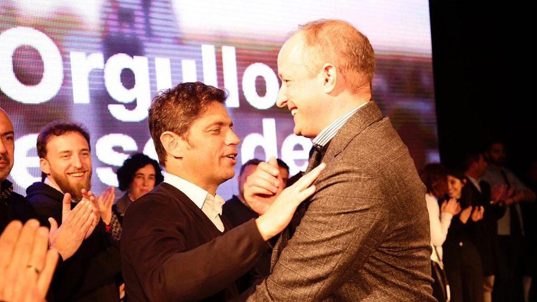 Cambios en el gabinete de Kicillof: Martín Insaurralde es el nuevo jefe de gabinete