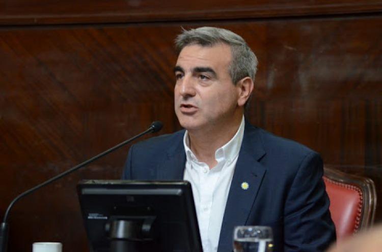 Francisco Durañona puso de relieve los cambios en el gabinete de la Provincia