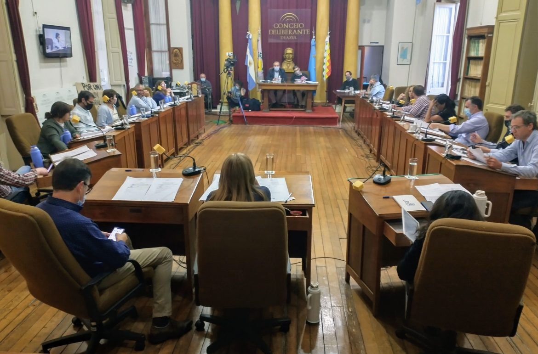 Concejo: Se llevó a cabo la décimo sexta sesión ordinaria del ejercicio 2021