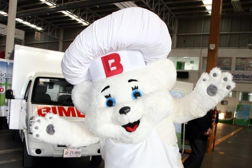Bimbo donó casi 100 mil rebanadas de pan a bancos de alimentos del país