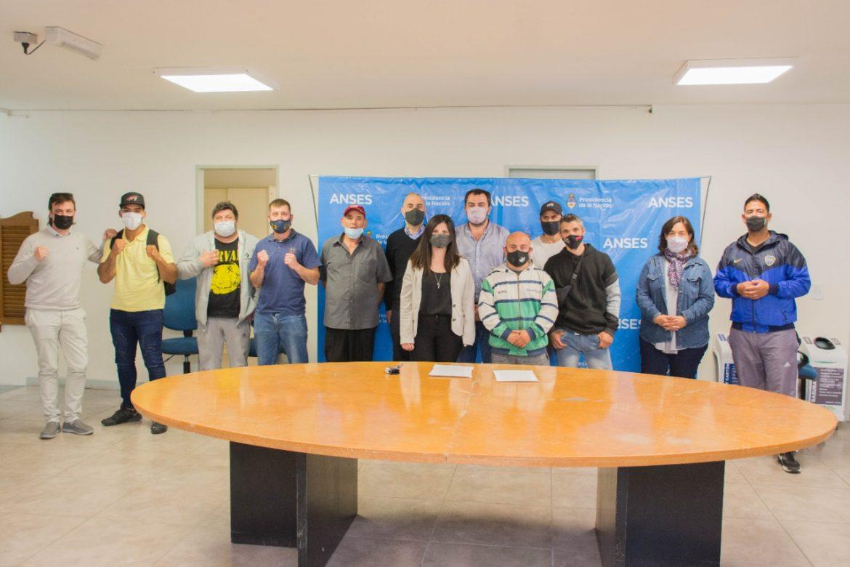Se constituyó en ANSES la primera Asociación Civil Azuleña bajo la nueva Ley