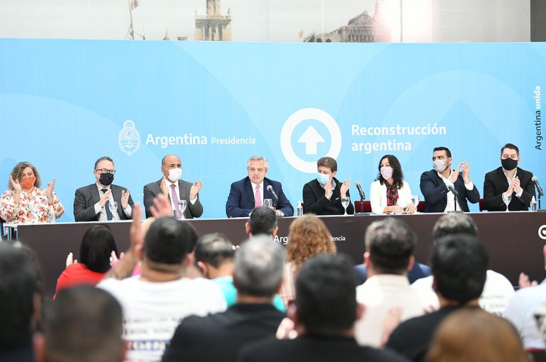 El Presidente anunció la ampliación del régimen de promoción industrial de Tierra del Fuego