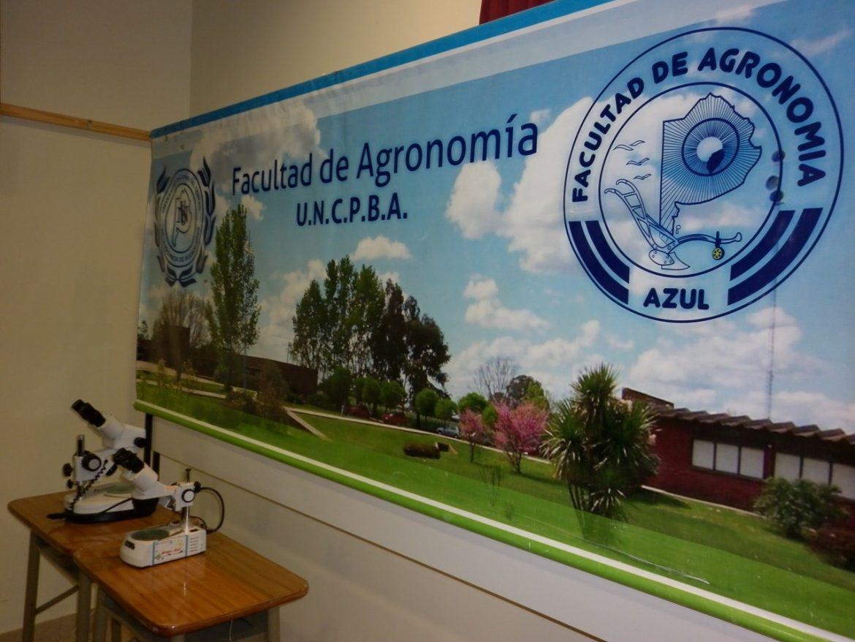 Actividades en la Facultad de Agronomía UNICEN
